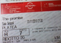 ticket roma festival cinema1
