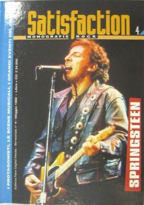 SATISFACTION, Monografie Rock n.4 di Ermanno Labianca; 1995, New Digital Music