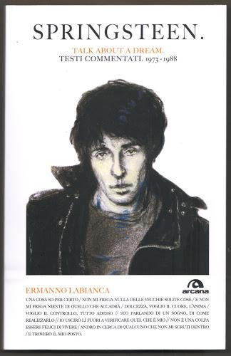 Talk About A dream, di Ermanno Labianca; 2008, Arcana Editrice Roma - 398 pagine