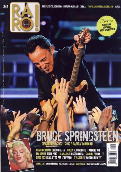 RARO! N° 245 - Luglio/Agosto 2012