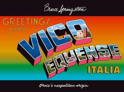 Vico Equense Bruce's neapolitan origin