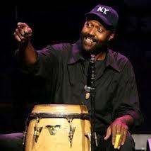 Richard Blackwell – conga, percussion