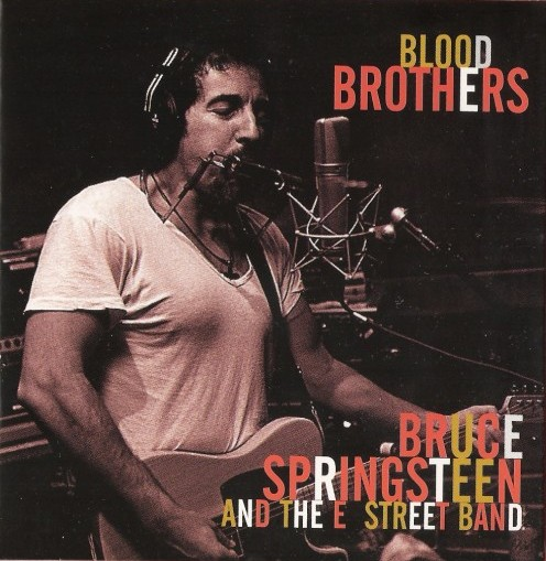 """Extended Plays (EP) """"Blood Brothers"""" cd allegato al film-documentary Blood Brothers in VHS - 19 novembre 1996 - Etichetta: Columbia"""