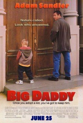 "29. ""Big Daddy"" (Big Daddy – Un papà speciale) con Growin'UpRegia di Dennis Dugan, USA 1998"