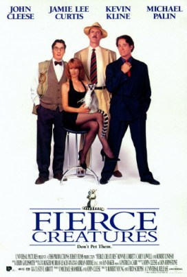 "26. ""Fierce Creatures"" (Creature selvagge) con Hungry HeartRegia di Fred Schepisi, USA 1996"