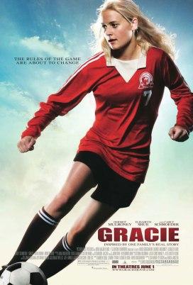 """59. """"Gracie"""" (Il mio sogno più grande) con Growin'Up Regia di Davis Guggenheim, USA 2007"""