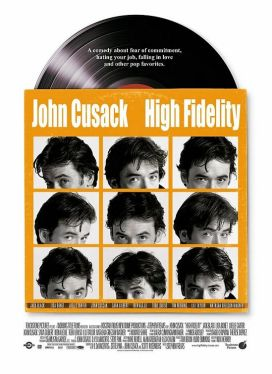 "39. ""High Fidelity"" (Alta fedeltà) con The RiverRegia di Stephen Frears, USA 2000"