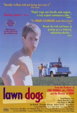 "28. ""Lawn Dogs"" con Dancing In The DarkRegia di John Duigan, UK 1997"