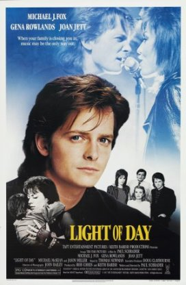 "10.""The Light of Day"" (La luce del giorno) con Light of DayRegia di Paul Schrader, USA 1987"