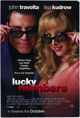 "37. ""Lucky Numbers"" (Magic Numbers) con Light Of DayRegia di Nora Ephron, Francia/USA 2000"