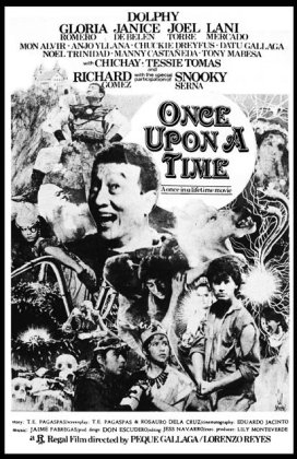 "9. ""Once Upon A Time"" con Dancing in the DarkRegia di Peque Gallaga, Lore Reyes, Filippine 1987"