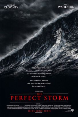 "38. ""The Perfect Storm"" (La tempesta perfetta) con Hungry HeartRegia di Wolfgang Petersen, USA 2000"