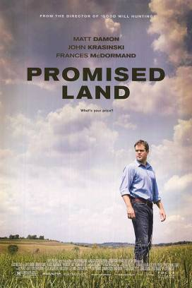 "76.""Promised Land"" con Dancing in The DarkRegia di Gus Van Sant, USA 2012"