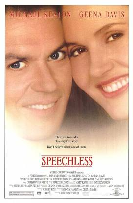 "20. ""Speechless"" (Ciao Julia, sono Kevin) con I'm On FireRegia di Ron Underwood, USA 1994"