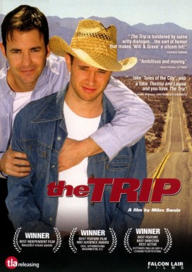 "43. ""The Trip"" con Cover MeRegia di Miles Swain, USA 2002"