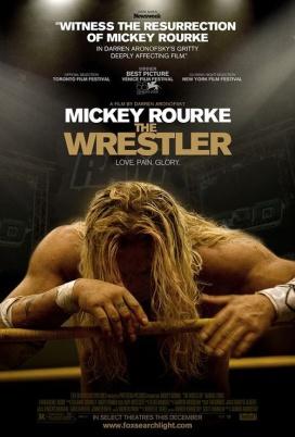"""64. """"The Wrestler"""" con The Wrestler (inedita)vincitrice del Golden Globe 2009 e del Critic's Choice Award per """"la migliore canzone per un film"""" nel 2009Regia di Darren Aronofsky, USA/Francia 2008"""