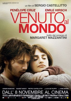 "75.""Venuto al Mondo"" con I Wanna Marry YouRegia di Sergio Castellitto, Italia 2012"