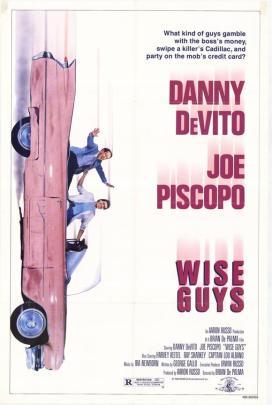 """8.""""Wise Guys"""" (Cadaveri e compari) con Pink CadillacRegia di Brian De Palma, USA 1986"""