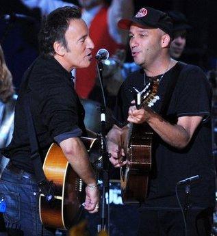 Bruce Springsteen & Tom Morello