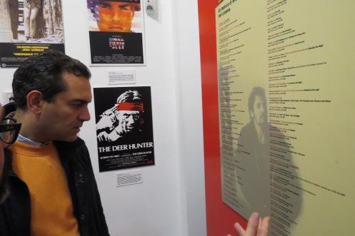 """Il Sindaco nella nostra sala per la mostra """"Like A Vision"""""""