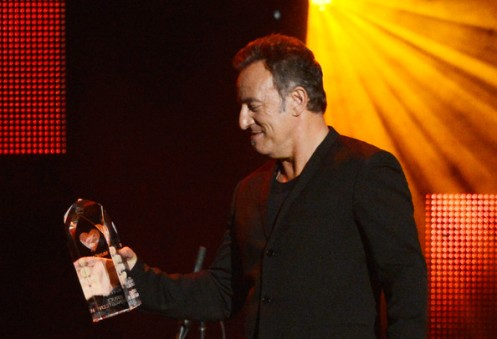 February 7, 2013- The 2013 MusiCares Person Of The Year Gala Honoring Bruce Springsteen