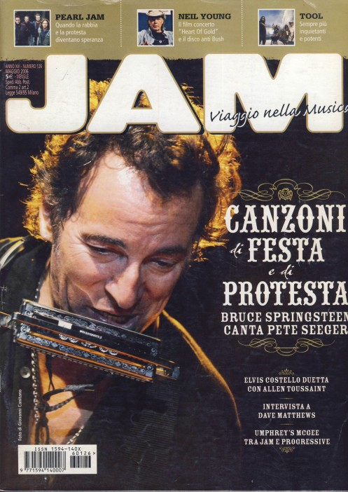 JAM 126 MAG 2006