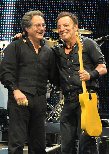 Max Weinberg (born April 13, 1951 in Newark, New Jersey