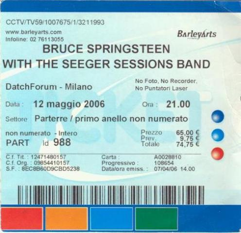 ticket milano 12-05-06