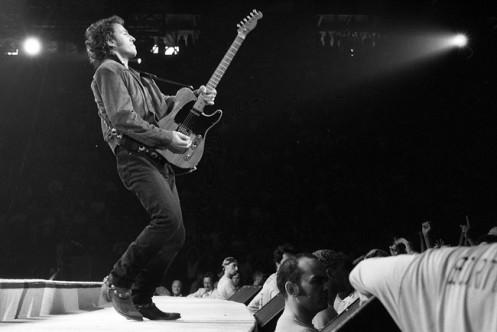 Il 20 e 21 giugno del 1992 Bruce Springsteen è al Forum d'Assago, a Milano, con il suo «World Tour»