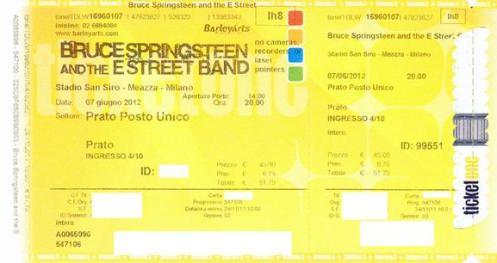 Milano 7 Giugno 2012
