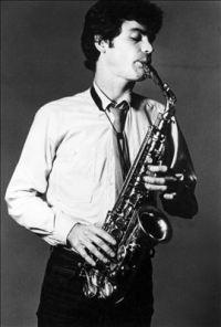 David Sanborn – baritone sax