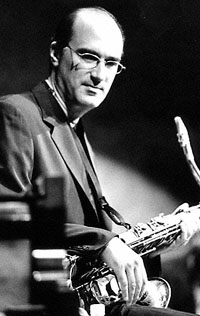 Michael Brecker – tenor sax