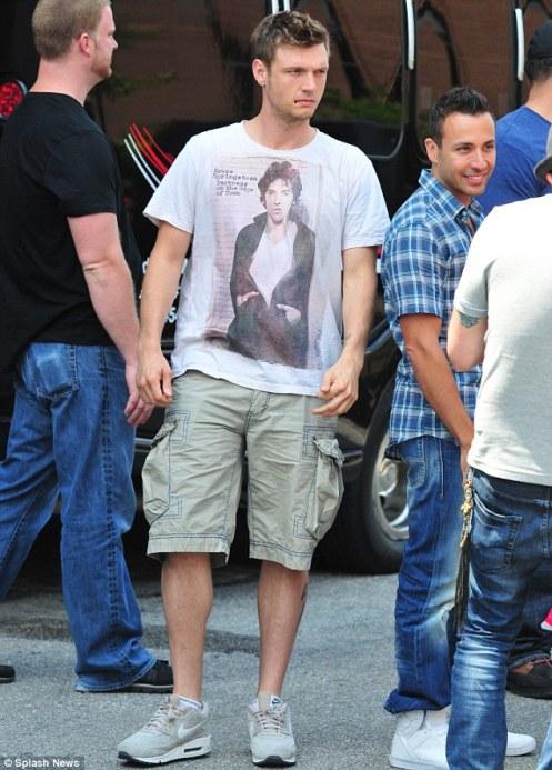 Nick Carter (Backstreet Boys)