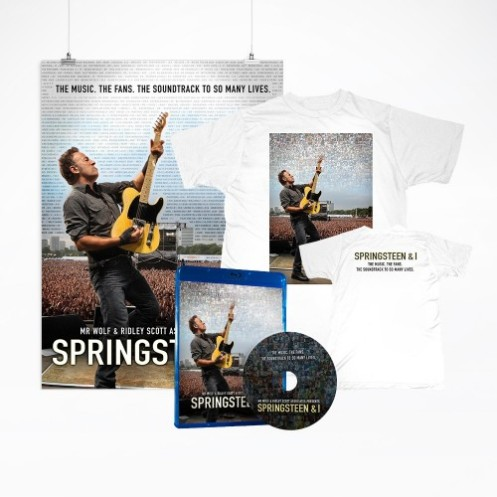 Springsteen-I dvd