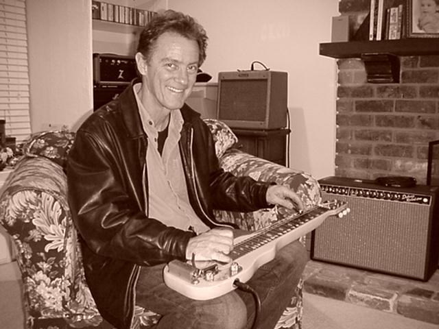 Greg Leisz (banjo, mandola, lap steel)