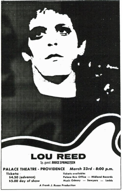 lou reed guest
