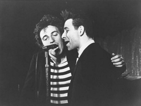 14 Marzo 1979 - Bruce con Robert Gordon al The Fast Lane di ASBURY PARK, NJ