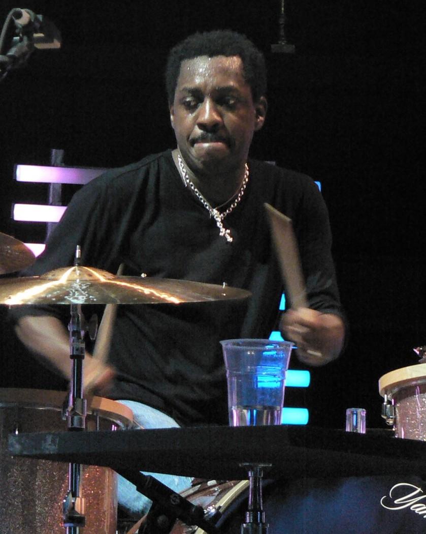 Steve Jordan (percussion)