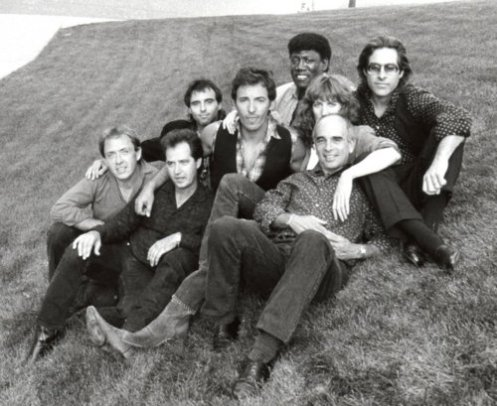 Bruce Springsteen & E Street Band formazione dal 29 Giugno 1984 - Civic Center, Saint Paul, MN al 23 settembre 1989 - The Stone Pony, Asbury Park, NJ