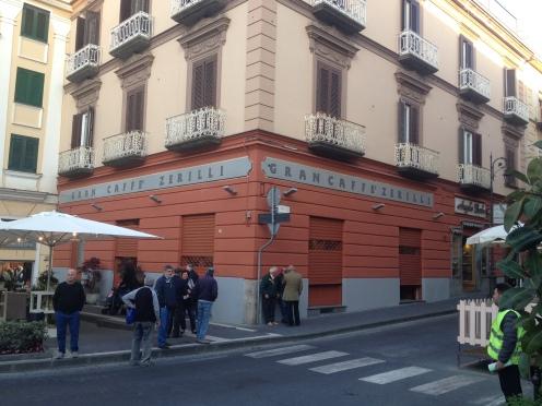 """Ritorno alle origini  - 20 Aprile 2015 -  """"Gran Caffè Zerilli"""""""