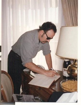 Bruce Springsteen al Grand Hotel Villa Medici