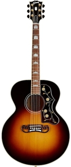 1958 Gibson J-200 (sunburst)