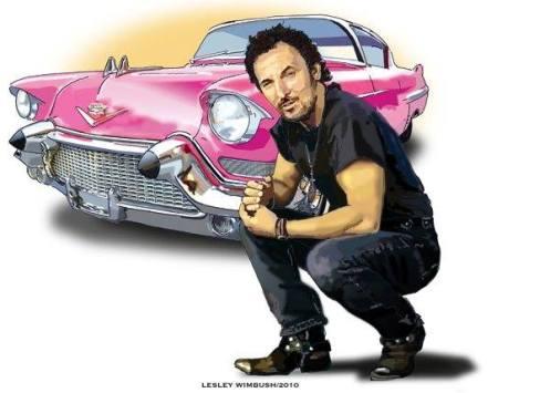Bruce & Cadillac