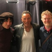 Jesse Malin and Glen Hasard