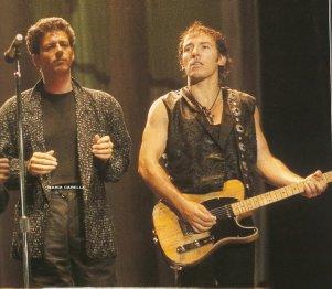 Bruce a Torino 1988