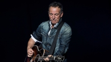 Mandatory Credit: Photo by Debra L Rothenberg/REX/Shutterstock (9962673bh) Bruce Springsteen 12th Annual Stand Up For Heroes, Show, New York, USA - 05 Nov 2018