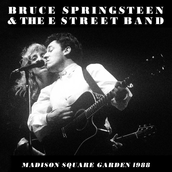 Bruce Springsteen Nuovo Live Ufficiale Madison Square Garden 1988 Pink Cadillac Music